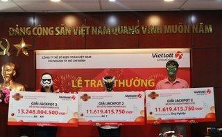 Tiêu dùng & Dư luận - Cận Tết, 5 vé Jackpot Vietlott 'nổ' liên tiếp, tổng tiền thưởng hơn 58 tỷ