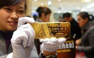Tài chính - Ngân hàng - Giá vàng trên thị trường châu Á chạm mức cao nhất trong một tuần