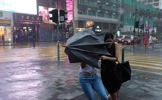 Tiêu điểm - Những hình ảnh kinh hoàng về siêu bão Hato càn quét Trung Quốc