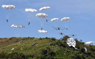 Quân sự - Bức ảnh hé lộ về 'đội tấn công cảm tử' của Triều Tiên