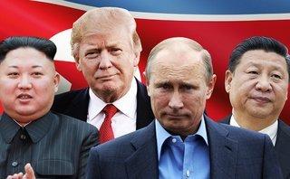 Tiêu điểm - Tính toán chiến lược của Nga khi dấn sâu vào cuộc khủng hoảng Triều Tiên