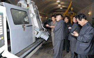 Hồ sơ -  Bí mật đường hầm dưới lòng đất bảo vệ ông Kim Jong-un khi chiến tranh xảy ra