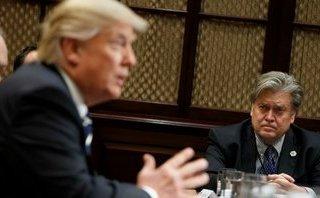 Tiêu điểm - Cựu chiến lược gia trưởng tiết lộ chuyện Nhà Trắng, tiên đoán tương lai ông Donald Trump
