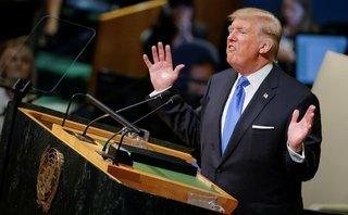 Tiêu điểm - Mỹ sẽ làm gì sau phát biểu 'hủy diệt hoàn toàn' Triều Tiên của TT Trump?