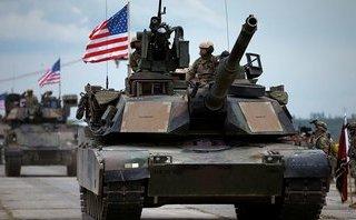 Tiêu điểm - Nga cáo buộc Mỹ kéo cả sư đoàn thiết giáp đến gần biên giới