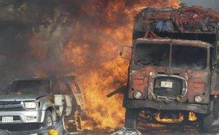 Tiêu điểm -  Thảm họa đánh bom kép kinh hoàng ở Somalia, hơn 500 người thương vong