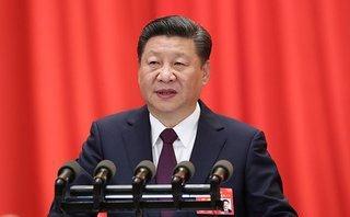 Tiêu điểm - Đại hội đảng Trung Quốc chính thức đưa tư tưởng Tập Cận Bình vào điều lệ đảng