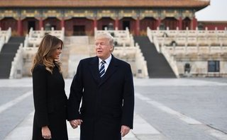 Tiêu điểm - Những khoảnh khắc đặc biệt của Tổng thống Trump trên đường công du châu Á