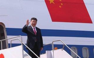 Tiêu điểm - Chủ tịch Trung Quốc Tập Cận Bình đến Đà Nẵng