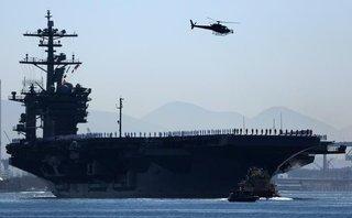 Tiêu điểm - Sự thật màn phô diễn hào nhoáng của ba tàu sân bay Mỹ ở Thái Bình Dương