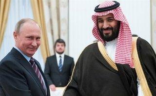 Tiêu điểm - Điểm tương đồng bất ngờ  giữa Thái tử Saudi Arabia và TT Putin