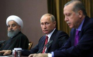 Tiêu điểm - Chiến lược 'thu phục đối thủ' của ông Putin ở Trung Đông