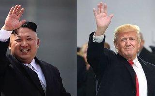 Tiêu điểm - TIME: Nhà lãnh đạo Mỹ-Triều Tiên là ứng viên 'Nhân vật của năm 2017'