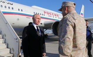 Tiêu điểm - Rút quân khỏi Syria: TT Putin tuyên bố chiến thắng và 'đuổi khéo' người Mỹ