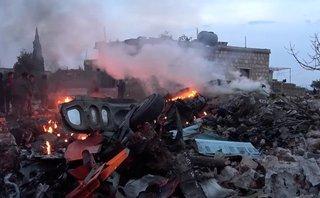 Hồ sơ - 5 lần máy bay Nga bị bắn hạ trong cuộc chiến khốc liệt ở Syria