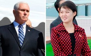 Tiêu điểm - Sẽ có cái bắt tay lịch sử giữa em gái ông Kim Jong-un và Phó Tổng thống Mỹ?