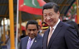 Tiêu điểm - Ấn Độ-Trung Quốc đấu trí ở 'đảo thiên đường'