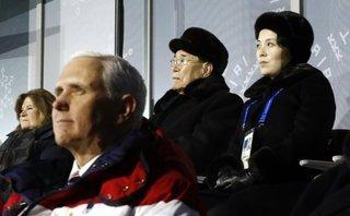 Tiêu điểm - Phó Tổng thống Mỹ bỏ tiệc tối, né bắt tay đoàn Triều Tiên?