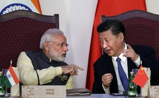 Tiêu điểm - Những lý do khiến Ấn Độ 'dè chừng' Trung Quốc