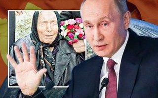 Tiêu điểm - Nhà tiên tri Vanga từng dự đoán về Tổng thống Putin từ 40 năm trước?
