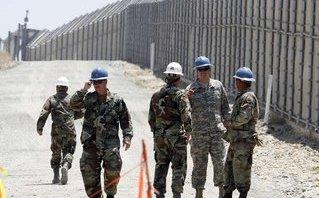 Tiêu điểm - Mỹ triển khai 250 vệ binh quốc gia tới biên giới Mexico
