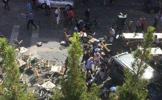 Tiêu điểm - Lao xe vào đám đông ở Đức, 33 người thương vong