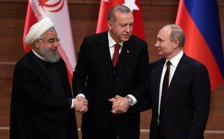 Tiêu điểm - Phương Tây lợi dụng vụ đầu độc Skripal để chống Nga -Thổ ở Syria
