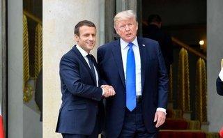 Tiêu điểm - Tổng thống Macron thuyết phục ông Trump không rút quân khỏi Syria