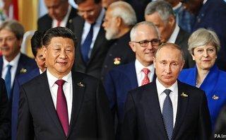 Tiêu điểm - Mỹ gọi Anh, Pháp tấn công Syria - Nga có Trung Quốc trợ chiến?