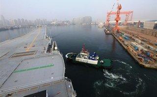Tiêu điểm - Trung Quốc đưa tàu sân bay thứ hai ra biển thử nghiệm