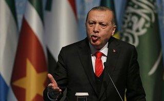 Tiêu điểm - Tổng thống Erdogan lên tiếng chỉ trích Israel xâm phạm Syria