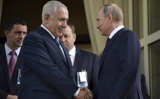 Tiêu điểm - Chỉ trong một tuần, Thủ tướng Israel 'thu' Nga-Mỹ về 'một mối'