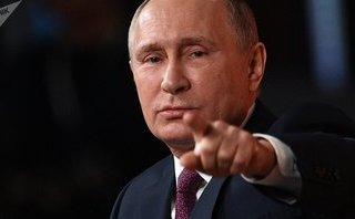 Tiêu điểm - Phương Tây 'thở phào' trước chiến lược 'nước Nga là trên hết' của Tổng thống Putin