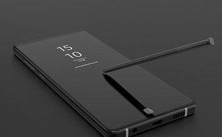 Sản phẩm - Galaxy Note 9 ra mắt vào tháng 7 sẽ có cảm biến vân tay dưới màn hình?
