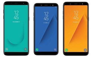 Sản phẩm - Galaxy J6 (2018) ra mắt, màn hình vô cực, giá 5 triệu đồng