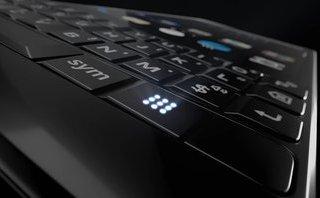 Sản phẩm - Hình ảnh đầu tiên về Blackberry Key2, có camera kép, nút bấm 'bí ẩn'