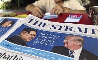 Tiêu điểm - Tổng thống Trump cam kết gặp lãnh đạo Triều Tiên ở Singapore