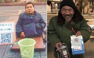 Cuộc sống số - Nghề 'ăn mày' thanh toán bằng ứng dụng di động lên ngôi tại Trung Quốc