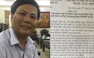 Xi nhan Trái Phải - Vị Chủ tịch huyện bị kiểm điểm và chuyện bổ nhiệm người tài, người nhà