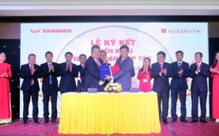 Tài chính - Ngân hàng - Agribank và Tập đoàn Yanmar (Nhật Bản) ký kết triển khai thỏa thuận hợp tác