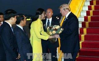 Xã hội - Điều chưa biết về nữ sinh tặng hoa cho Tổng thống Donald Trump