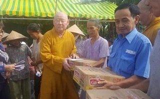 """Xã hội - Ngôi chùa 20 năm """"nói không"""" với đốt vàng mã, dành tiền cứu giúp người nghèo"""