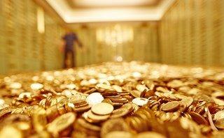 """Tài chính - Ngân hàng - Giá vàng hôm nay (10/10): Ngoại tăng vọt, nội vẫn """"bình chân"""""""