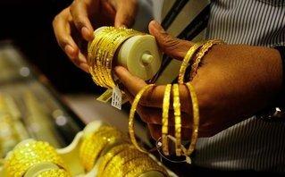 Tài chính - Ngân hàng - Giá vàng hôm nay (18/10): Lao dốc
