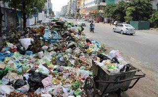 Điểm nóng - Không nơi tiếp nhận, rác thải 'tấn công' thành phố Hạ Long