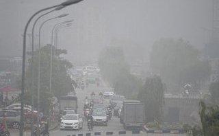 Điểm nóng - Không khí ở Hà Nội có nhiều chỉ số tăng hơn bình thường