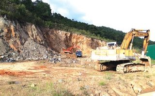 """Điểm nóng - Vẫn """"nóng"""" tình trạng khai thác khoáng sản trái phép ở Lâm Đồng"""