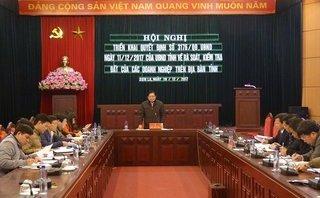Kết nối- Chính sách - Sơn La: Triển khai rà soát, kiểm tra đất đai các DN trên địa bàn