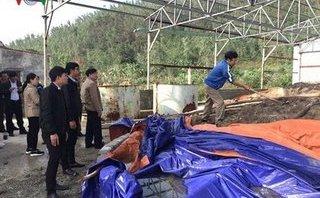 Kết nối- Chính sách - Quảng Bình xử lý đất nhiễm hóa chất độc hại
