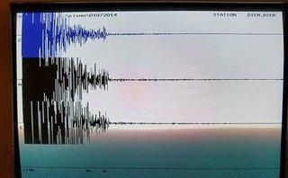 Điểm nóng - Động đất mạnh 3,9 độ richter ở Điện Biên